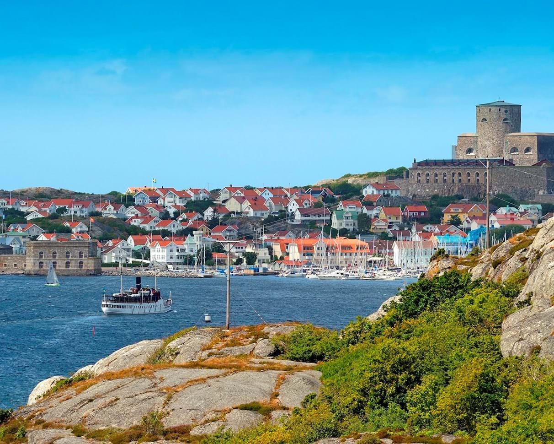 About Marstrand Marstrand -